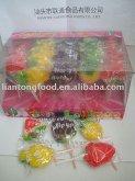 Fruit shape lollipop