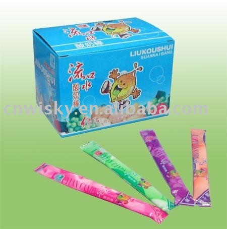 acidophilus milk candy
