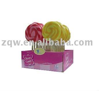 Twist Lollipop Candy