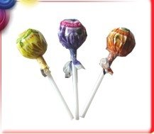yogurt Lollipops