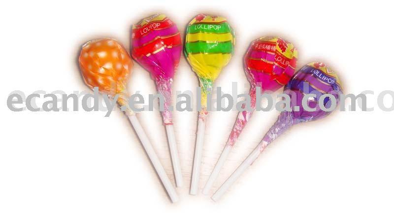 Ball Lollipop,lollipop cabdy,confectionery