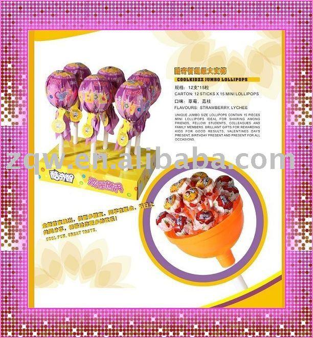 Jumbo Lollipop Candy