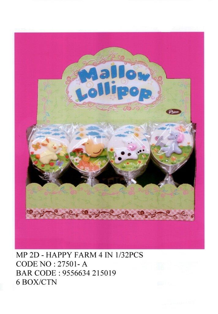Mashmallow Lollipop (happy farm series)