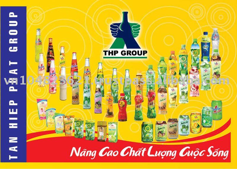 Active   Drinks  From Tan Hiep Phat