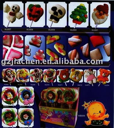 cute lollipop,cute jelly lollipop,jelly  lollipop,jelly lollipop candy