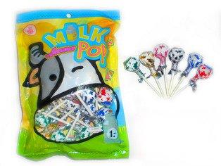Lollipop Milk Pop