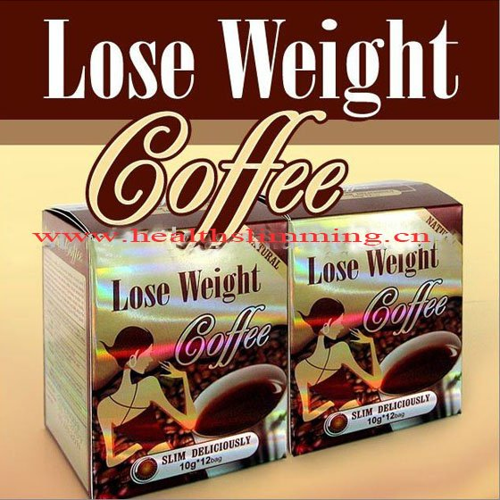 2011 lose weight coffee slim & delicious free shipping