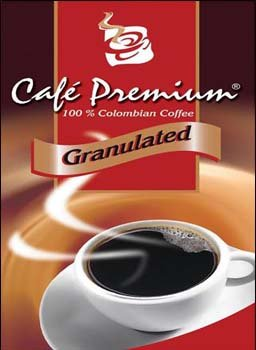 All Types Of Granulated Coffee