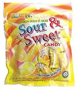 Sweet Sour Korin Quality Candy From Malaysia Pahang Darul Makmur