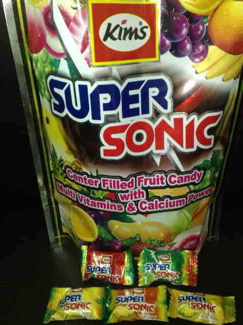 SUPER SONIC CANDY