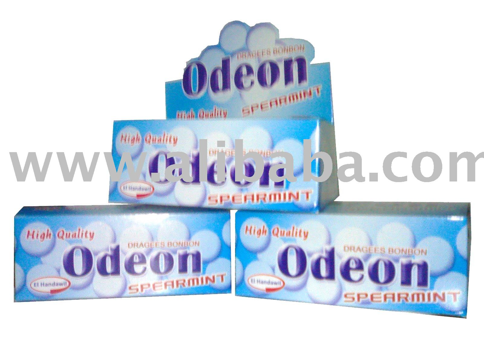 Odeon (Spearmint)  Confectionery