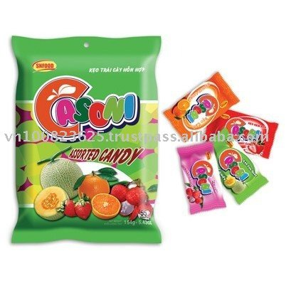 Casoni Assorted Fruit Candy