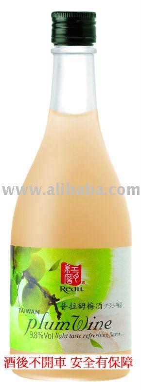 RedH. Taiwan Plum Wine