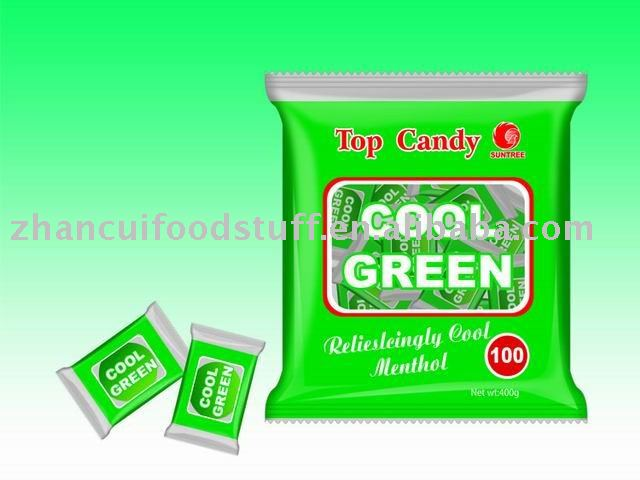 cool green mint candy products china cool green mint candy