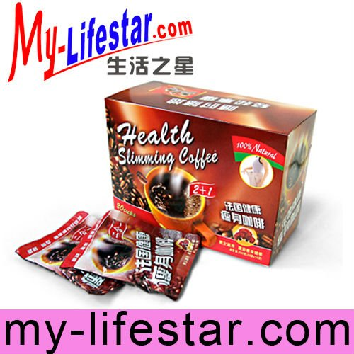2011 Fashion Health Slimming Coffee