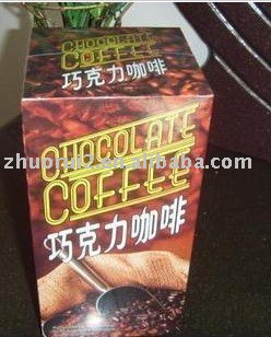 slimming chocolate coffee