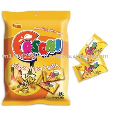 Casoni Ginger Honey Candy