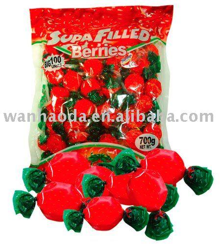 Twist Strawberry Hard Candy