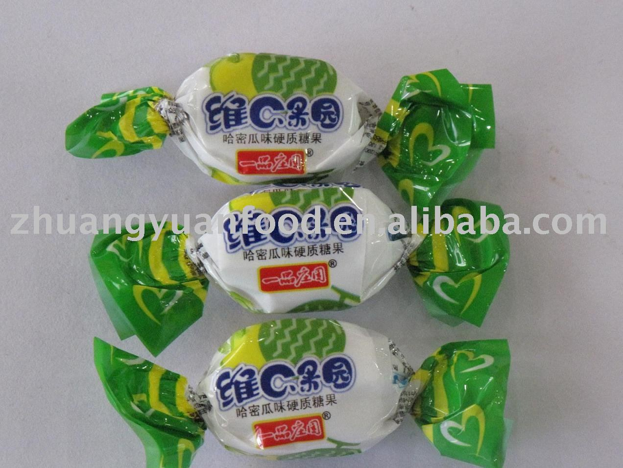 fruit candy (melon flavor)