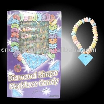 Diamond bracelet Pressed candy