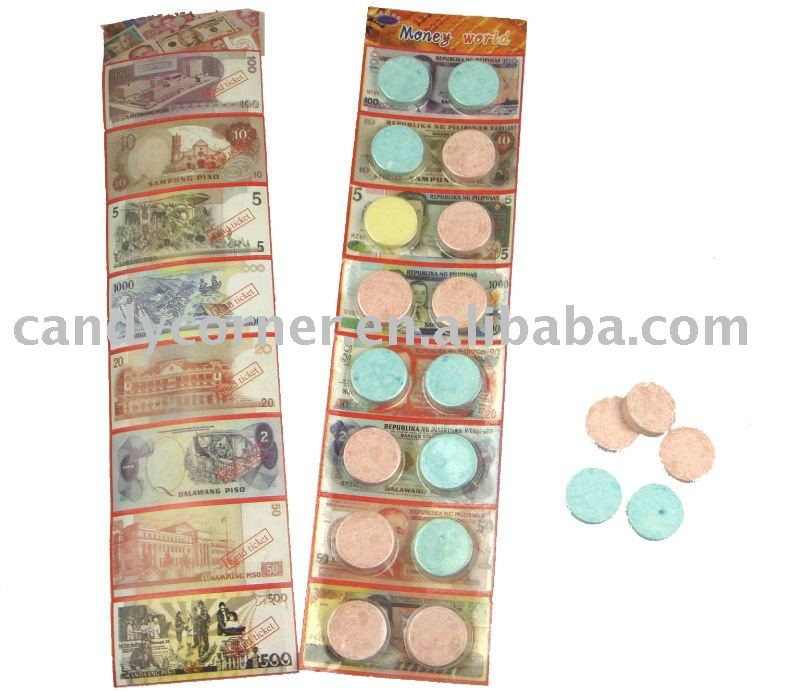 word money hard candy