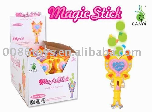 magic stick candy toys
