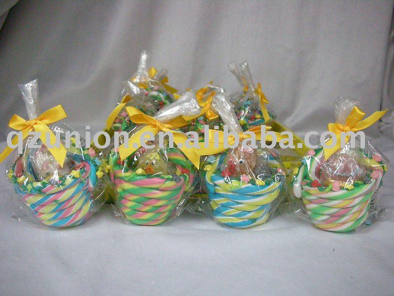 Filled Easter Baskets Easter Basket Candy