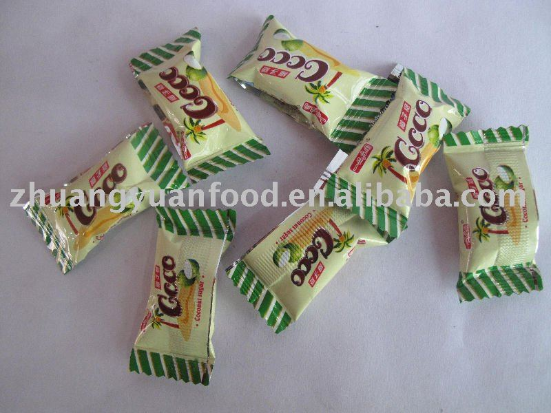 coconut candy/hard candy