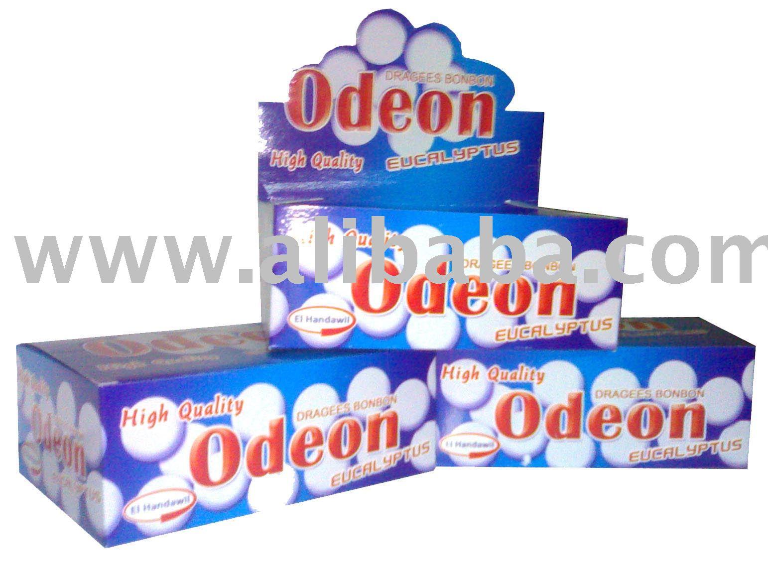 Odeon (Eucalyptus)  Confectionery