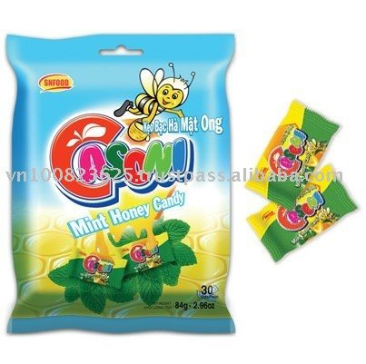 Casoni Mint Honey Candy