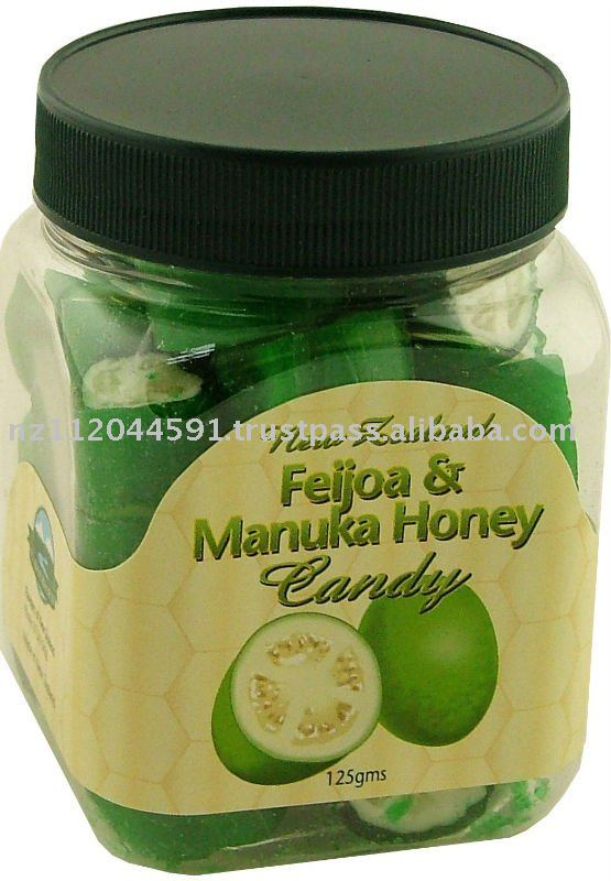 Feijoa & Manuka Honey
