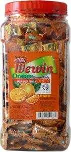 Orange Candy (Jar)