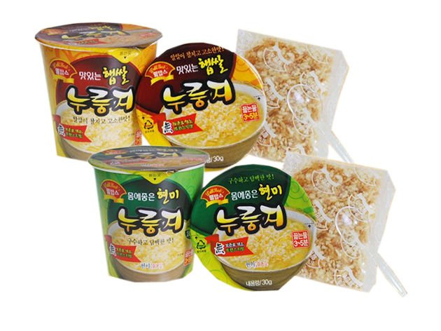 Instant Rice Korean Instant Cup Brown-rice Snack