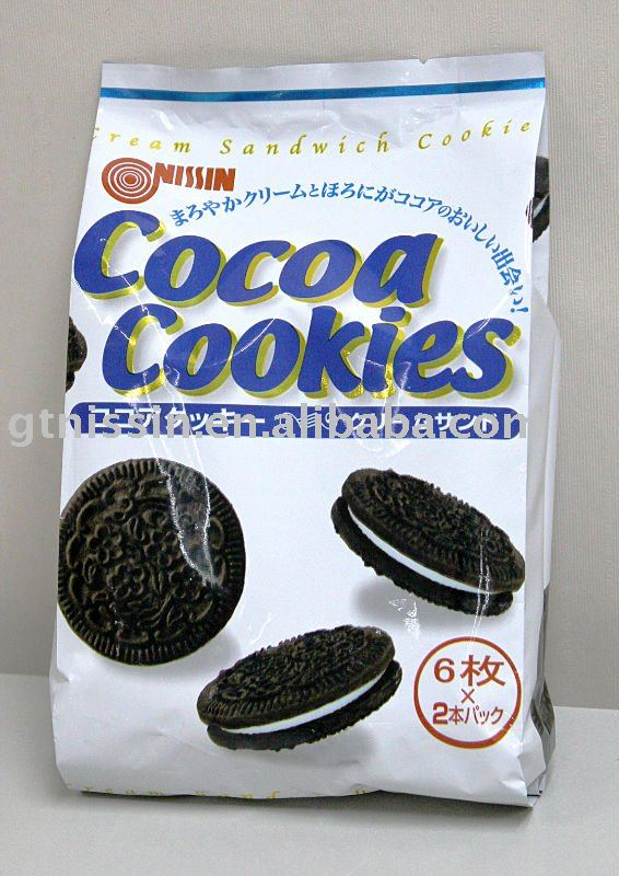 Nissin Cocoa Cookies