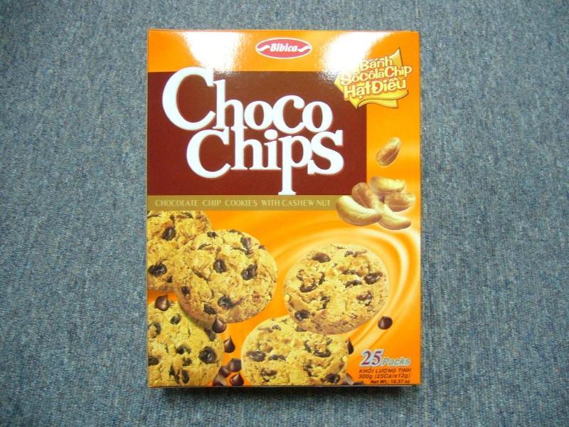 Bibica Chocochips Cookies