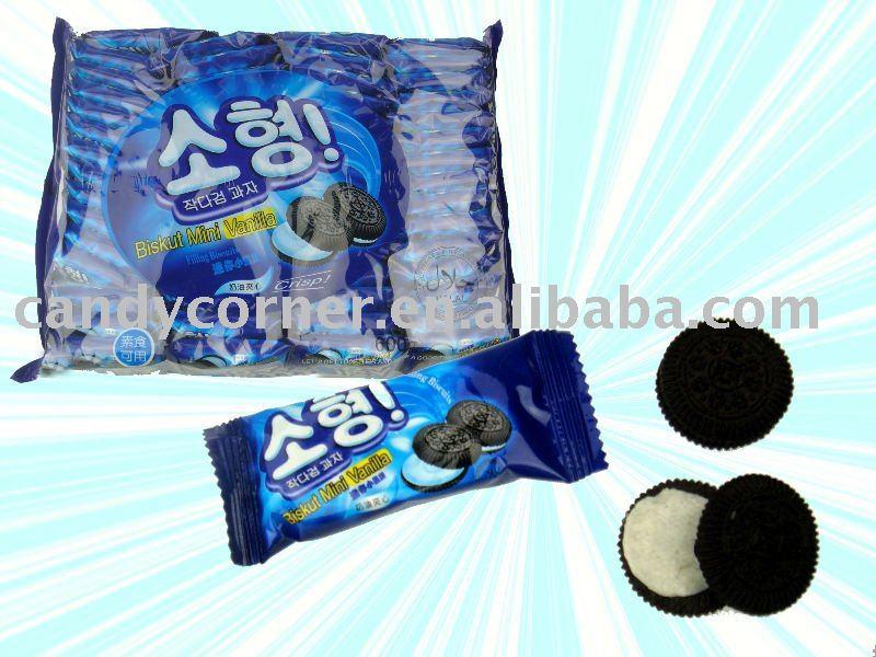 Biskut Mini Vanilla Cracker