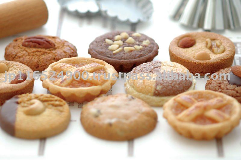 Gateaux Secs 10(Japanese handmade soft cookies)