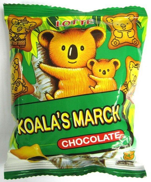 Koala Biscuit snack