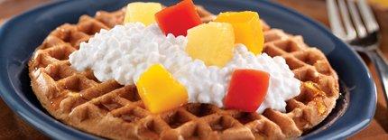Sunrise Waffle