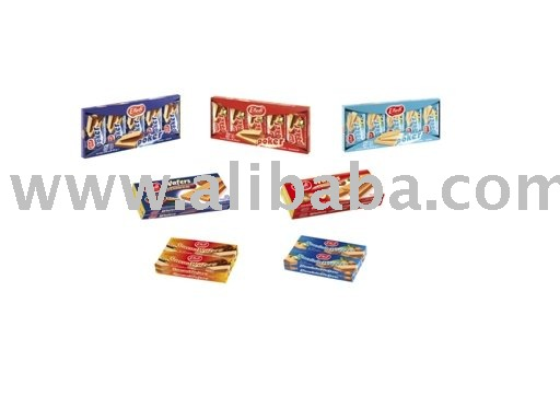 ELLEDI WAFER &B ISCUITS (ITALY)