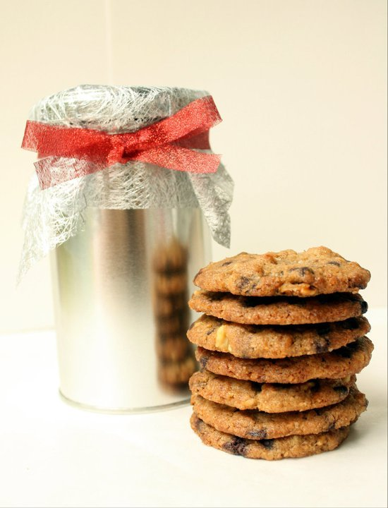 Homemade Gourmet Cookies