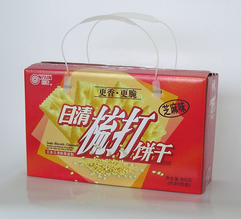 Nissin Soda Biscuits