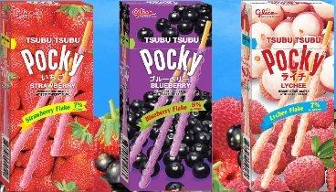 Glico Pocky Tsubu Tsubu