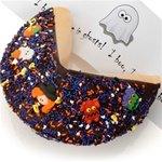 Giant Halloween Fortune Cookie!