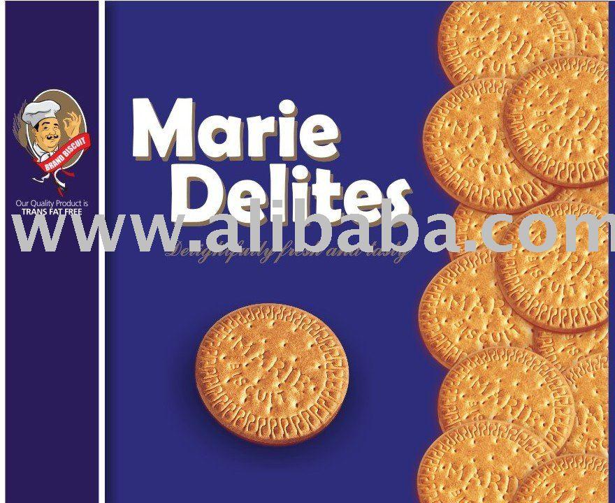 Marie Delites Biscuit