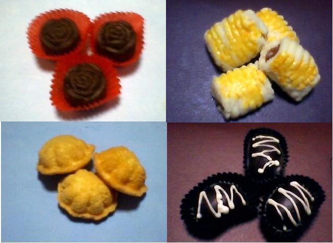 kiuh raya dan biskut raya  biscuits