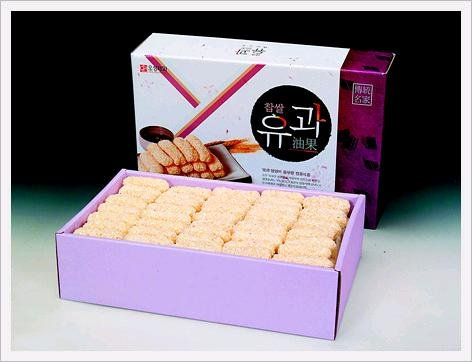 KITA Korean Traditional Cookie -YuKwa