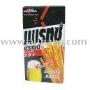 Japan Snack Glico PRETZ FRIED FLAVOUR Biscuit Sticks Confectionery Thailand