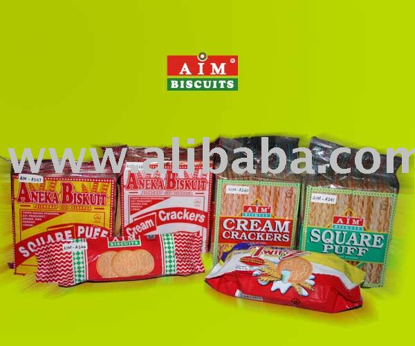 AIM Biscuit Crackers