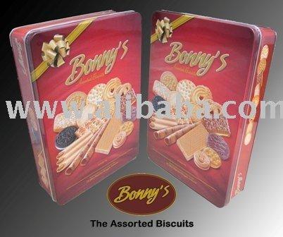 Bonny's assorted biscuits